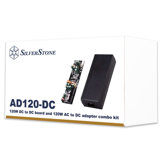 AD120-DC retail package