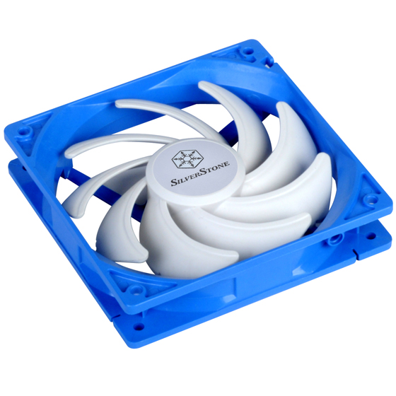 Front 3/4 view PWM fan