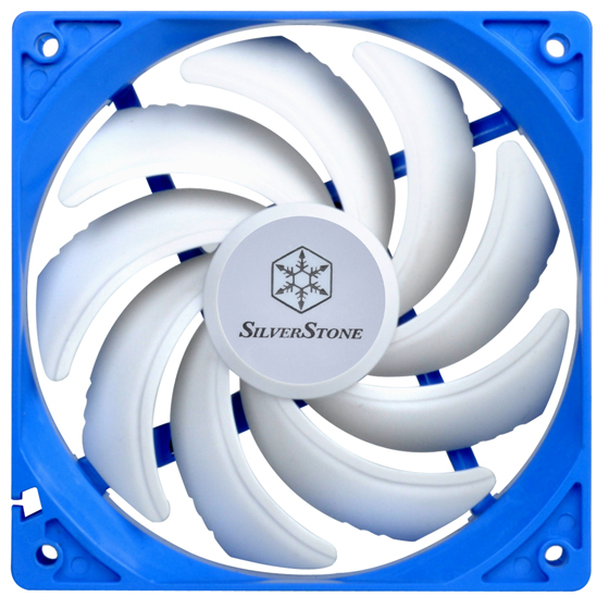 Front view PWM fan