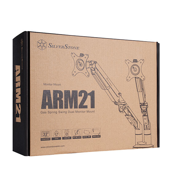 ARM21 retail package