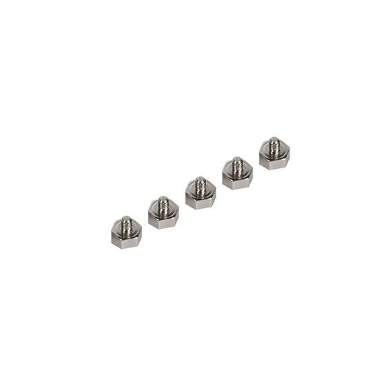 Thin M.2 hexagonal screw nut (M2 x 3 + 2.5mm)