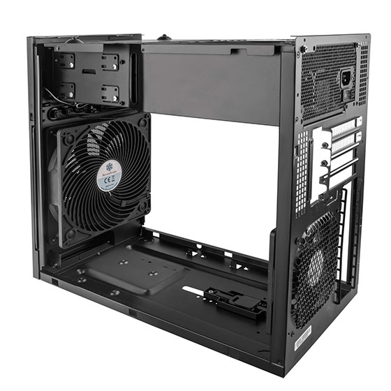 One 180mm Air Penetrator fan included for excellent system cooling