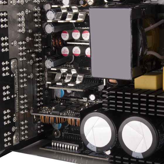 DA1650 internal components
