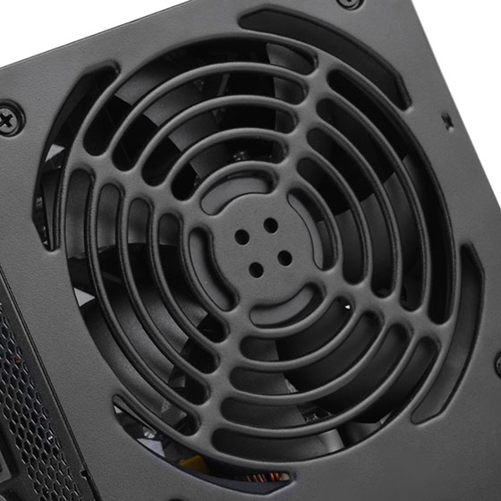 Silent running 120mm fan