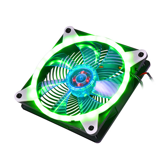 Highly flexible and compatible with all 140mm fans