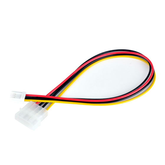 Molex 4 pin power cable