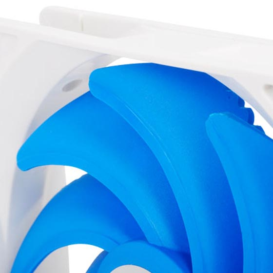 Innovative blade design focuses airflow with maximum efficiency