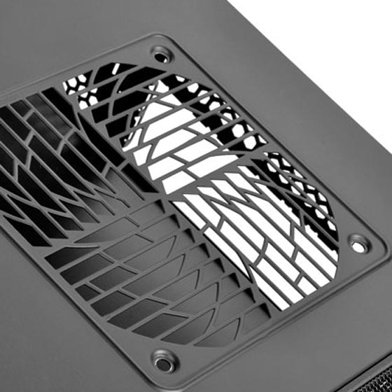 Specially designed ventilation grilles offers the best performance and quietness(FTZ01B)