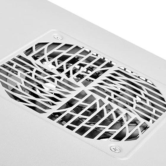 Specially designed ventilation grilles offers the best performance and quietness(FTZ01S)