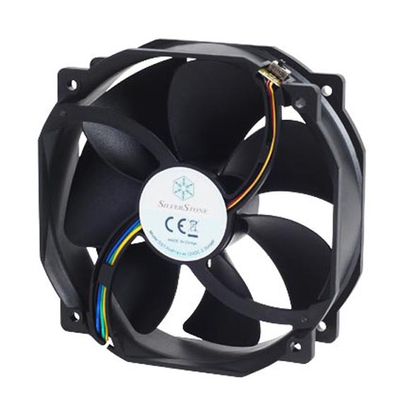 Include adjustable 140mm fan