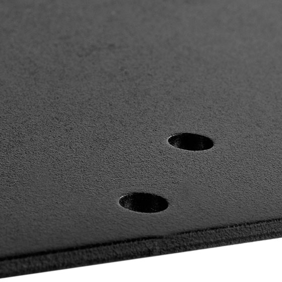 Support standard VESA mount specification of 75mm x 75mm or 100mm x 100mm
