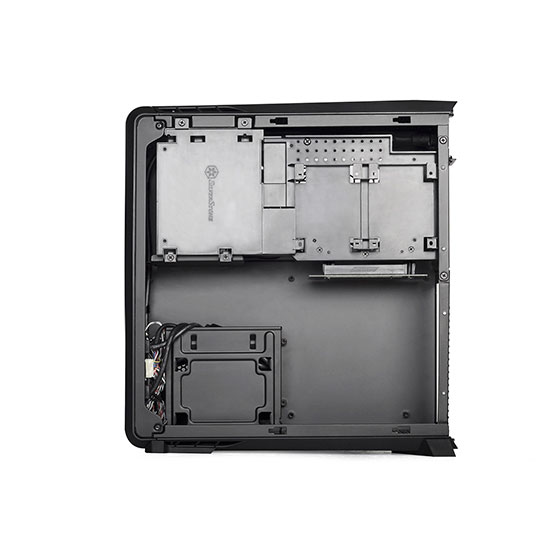 14 liter case is capable of housing a dual-slot graphics card up to 13 inches