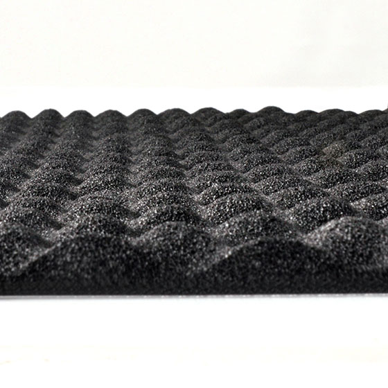 Constructed out of 10mm thick high quality EPDM foam material