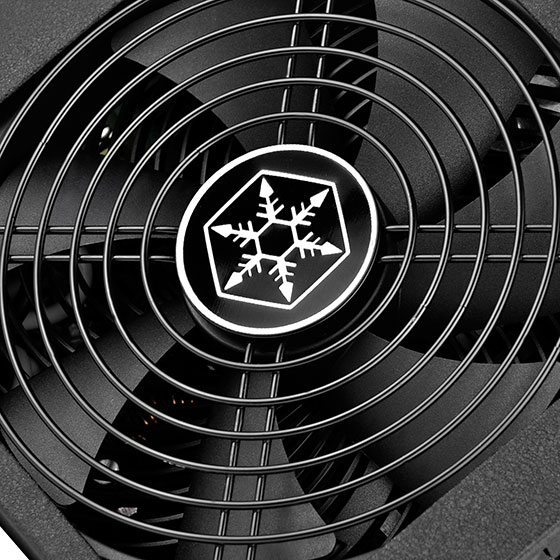 139mm Air Penetrator fan with ball bearing