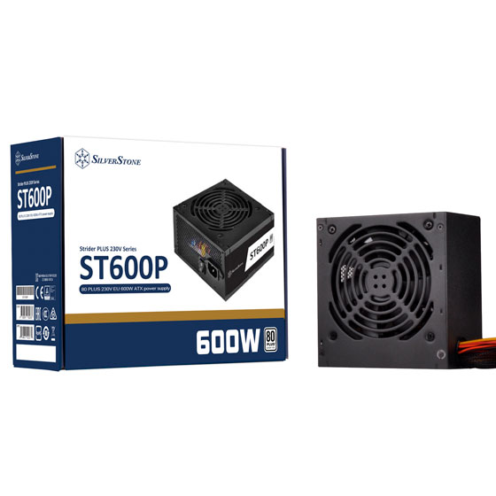 ST500P retail package + PSU