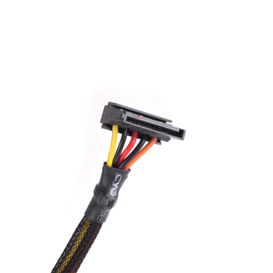 3 x SATA connector