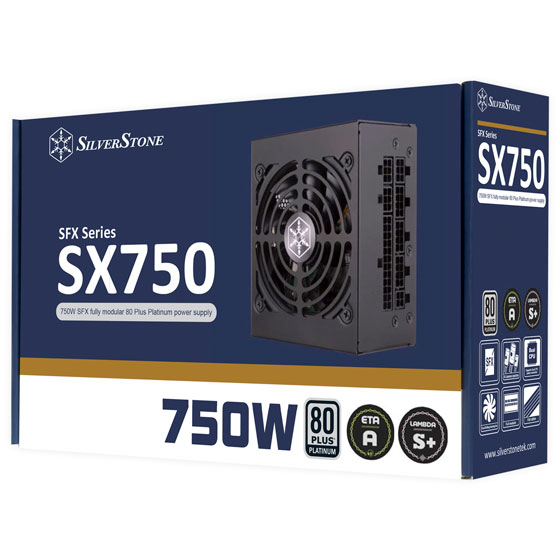 SX750-PT retail package