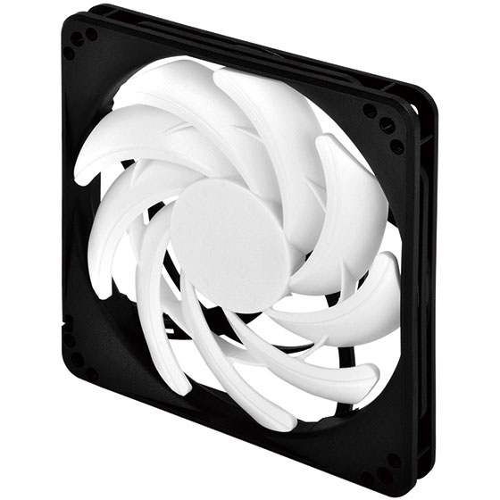 120mm slim PWM fan