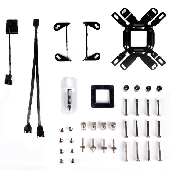 Accessories (V2) (Compatible with AM4)