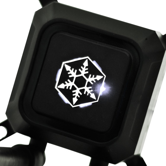 Integrated white LED indicator (V2.0)