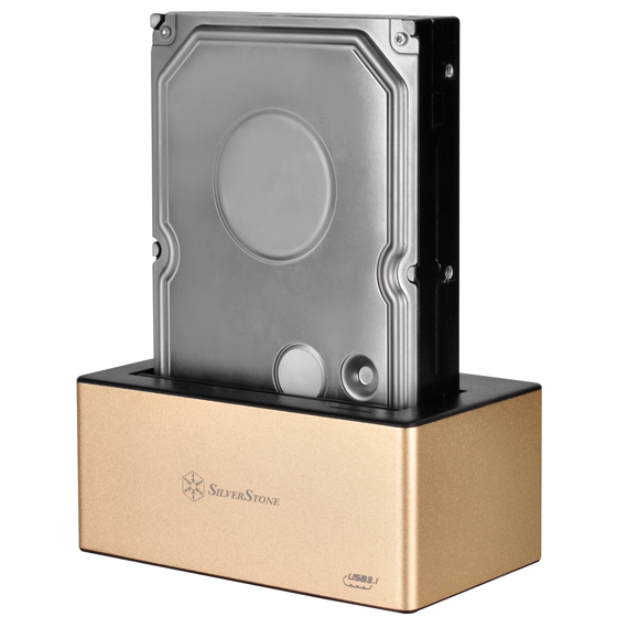 Supports all 3.5-inch SATA drives up to any capacity